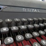 add typing to your prints by linda germain