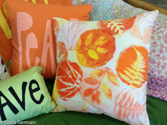 Join Monoprinting Fabric to