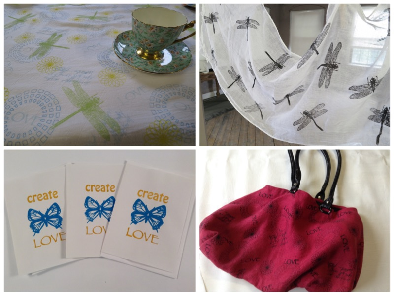 thermofax screen printing kit projects by linda germain