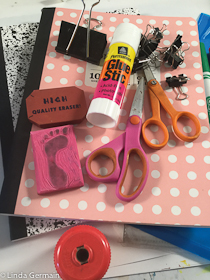 cheap school supplies to use for making art