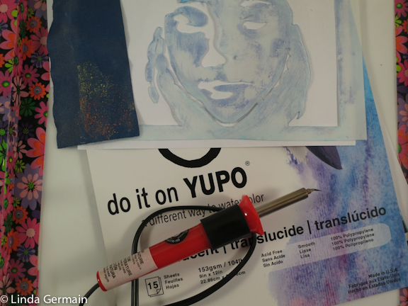 Linda Germain | Have you tried Yupo paper for making stencils?